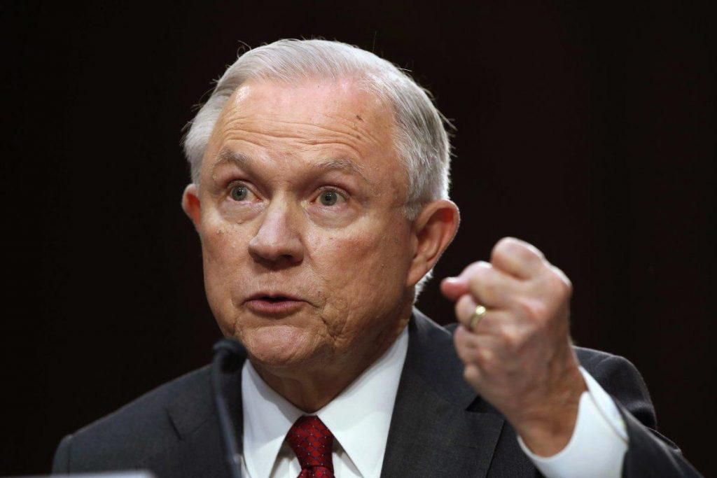 jeff sessions medical marijuana