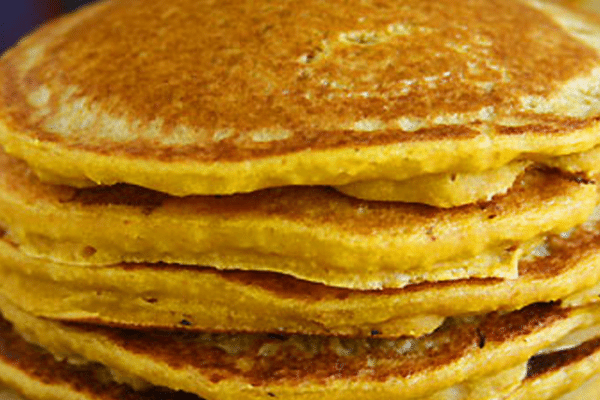 vegan pumpkin spiced florida medical marijuana pancakes