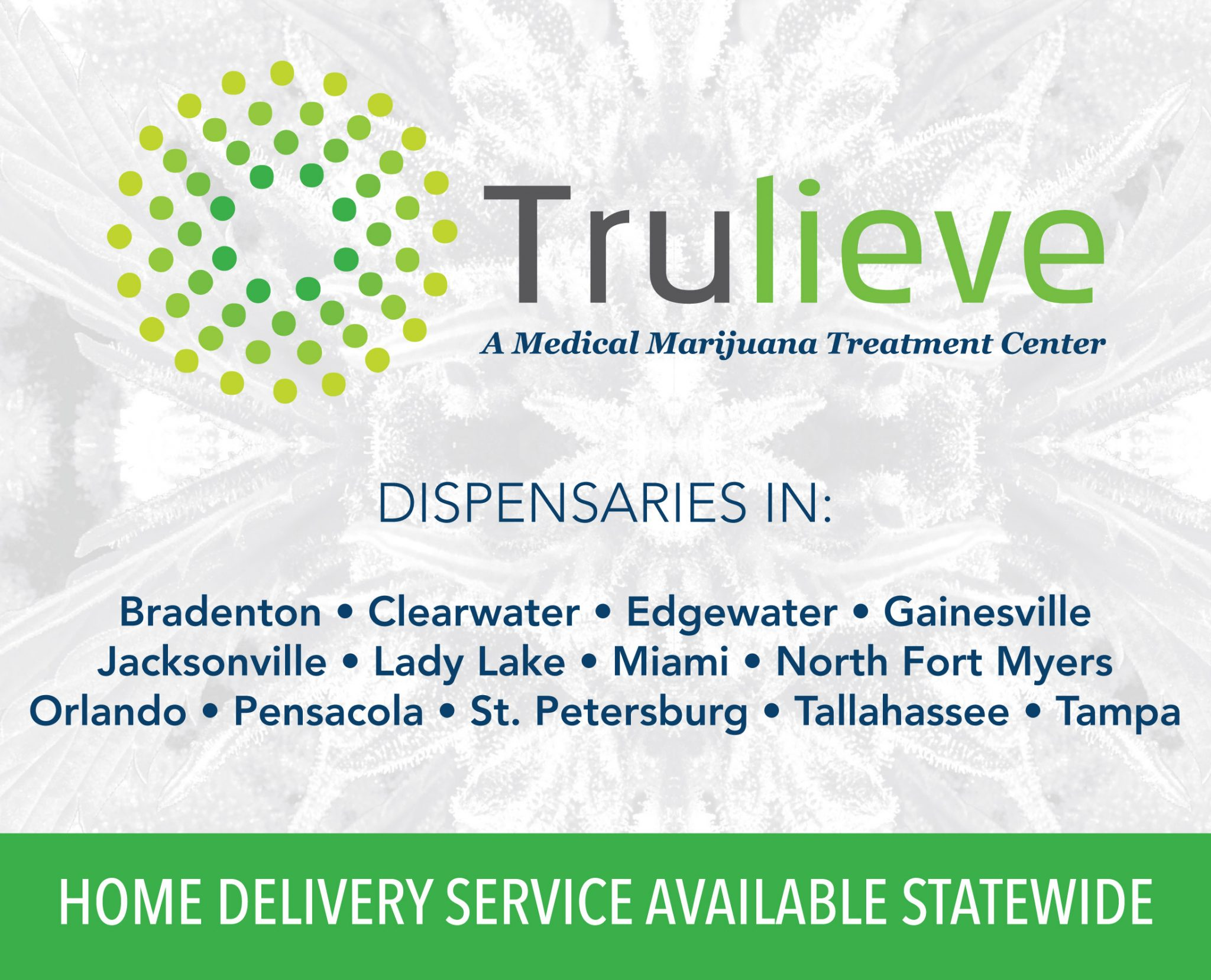 trulieve florida medical marijuana treatment center